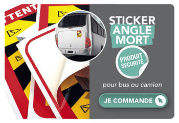 Stickers Angles Morts